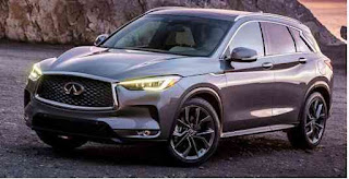 All-new INFINITI QX55 Global Reveal