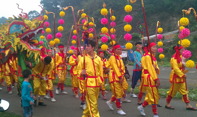 Phu Giay festival in Nam Dinh province 2