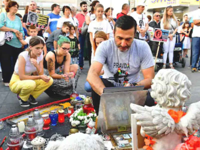 One Man's Campaign for Justice Shakes Bosnian Serb Old Guard