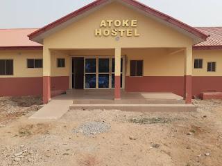 KWCOE New Private Female Hostel (Atoke Hostel) Opens for Allocation