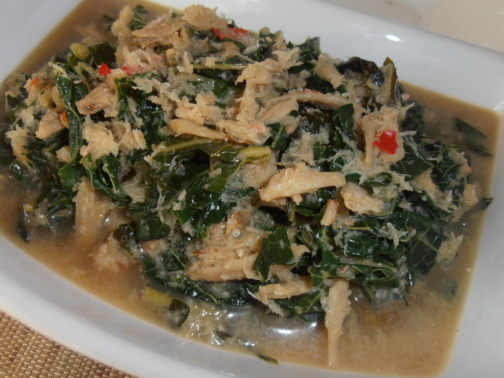 Diah Didi S Kitchen Oblok Oblok Daun Pepaya