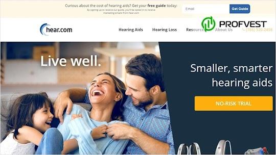 Hear.com N.V. IPO: перспективы и возможность заработка