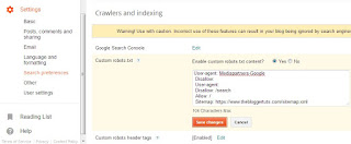 Blogger Blog Ki Search Engine Optimization (SEO) Setting Kaise Kare