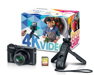 Canon G7X Mark III Video Creator Kit – For the Vlogging Enthusiast
