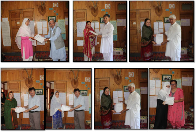 EEEI, #Chitral concludes ECD Female Teacher Training Program