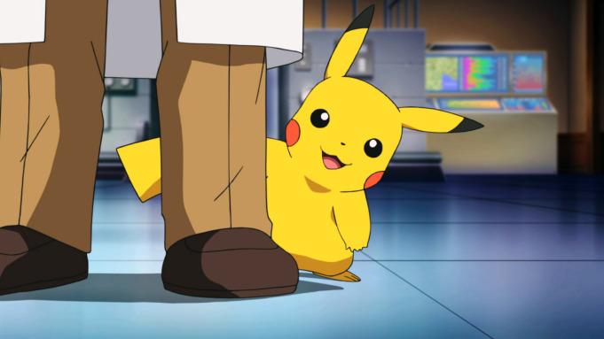 Série Live Action Pokémon Netflix