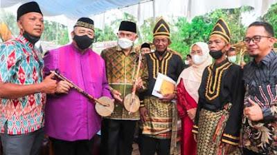 Gubernur Sumbar: Kekayaan Budaya Rabab/Babiola Jangan Sampai Hilang!