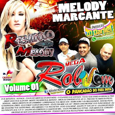 Cd Rob Som ( Melody Marcante ) vol.01
