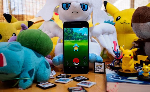 16 Cara cepat dan gampang mencapai level maksimal main Game Pokemon Go