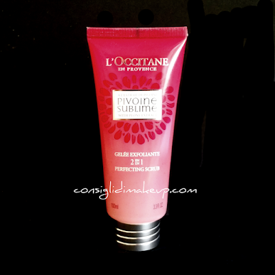 Review: Gelèe Esfoliante 2 in 1 Pivoine Sublime - L'Occitane