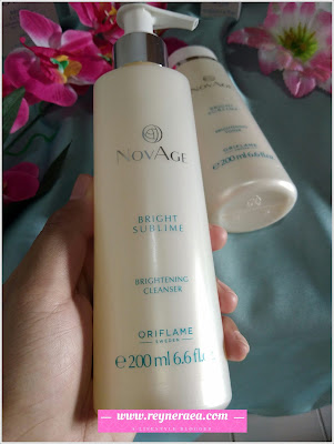 NovAge Bright Sublime Brightening Cleanser (code : 32656)