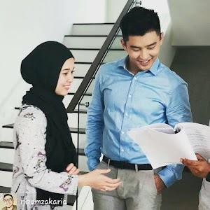 Drama Awak Suka Saya Tak Raya Episod 3