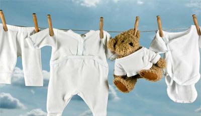 5 Tips Cara Mencuci Pakaian Putih