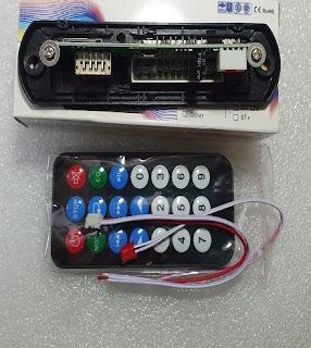 Bo mạch mp3 bluetooth có điều khiển