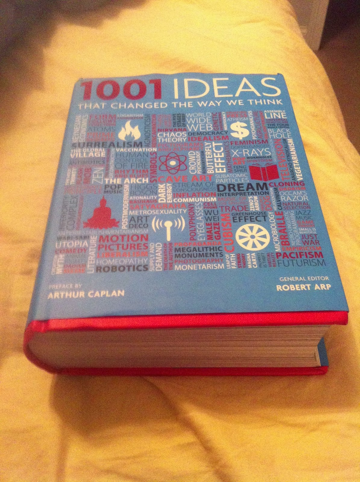 1001 Ideas That Changed The Way We Think - courtesy of Atria