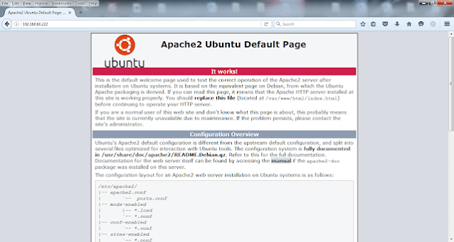 Cara Install Apache, PHP, MySQL, Phpmyadmin di Ubuntu 16.04