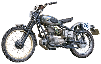 Sejarah Sepeda Motor Di Dunia dari Tahun ke Tahun