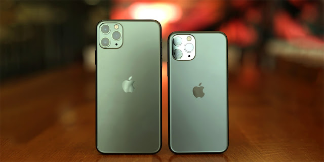 Apple iPhone 11 Pro and Pro Max review.