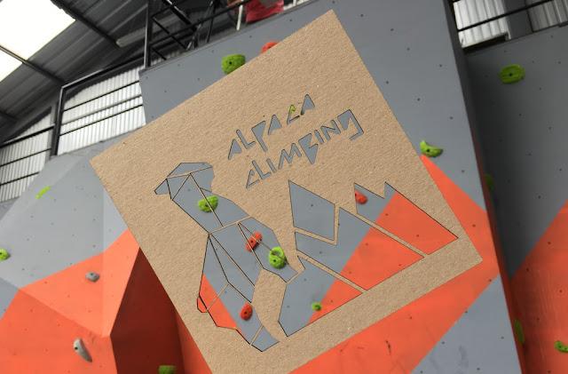 Cuatro Alumni promueven un nuevo espacio dedicado a la escalada