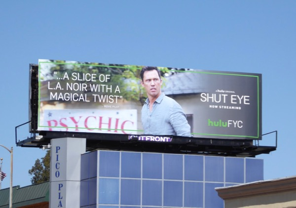 Shut Eye season 1 Emmy billboard