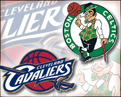 NBA : Cavs, Celtics Battle for First in the East