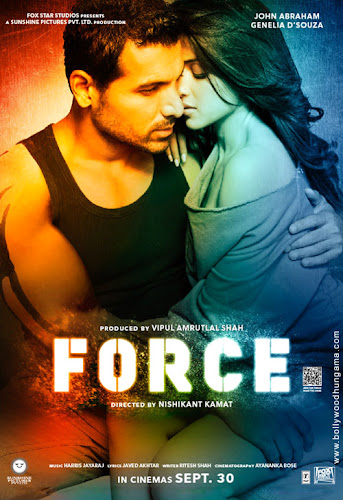 Force (2011) Movie Poster