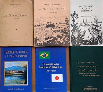 Livros de Paulo de Castro Laragnoit.