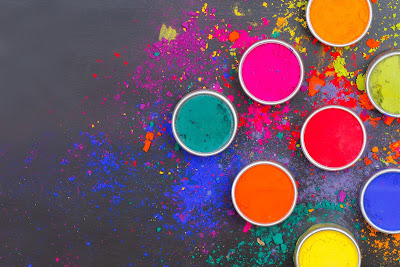 2020 Happy Holi colorful HD Wallpaper photos