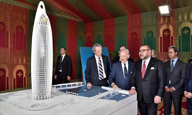 """المغرب: منظمة """"اليونسكو"""" الأممية غاضبة من بناء """"برج محمد السادس"""" بمدينة الرباط"""