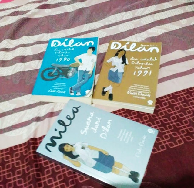 Review Novel Dilan Series