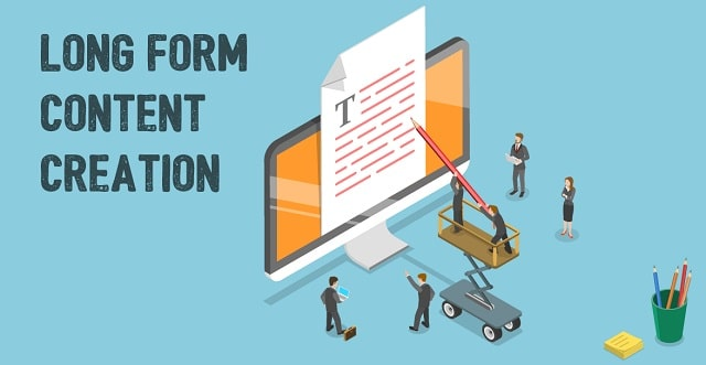 why you need long-form content how to write longer articles seo higher word count blog posts