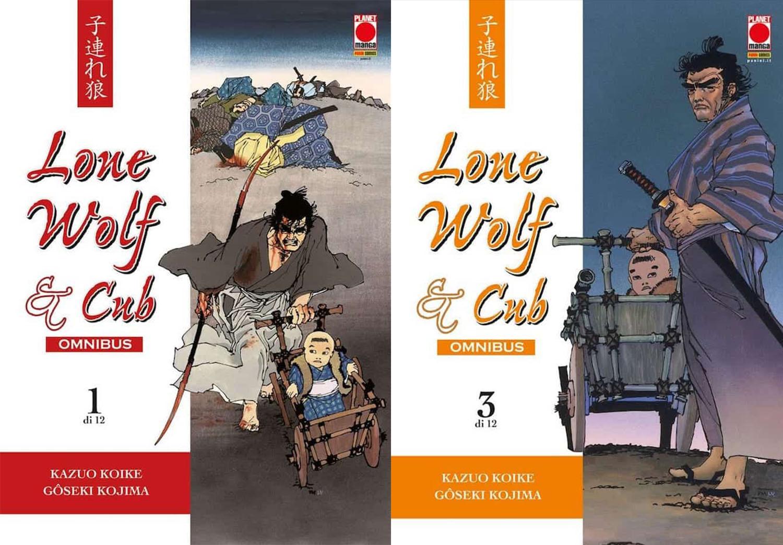 lone wolf and cub planet manga