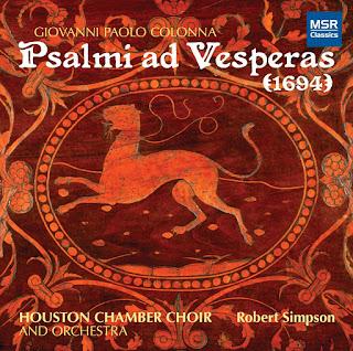 Colonna - Psalmi ad Vesperas Op.12