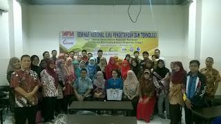 Seminar Nasional Ilmu Pengetahuan dan Teknologi