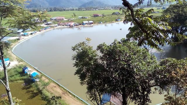 Taman Tirtasari Kamang, Sonsang dan Kabupaten Agam