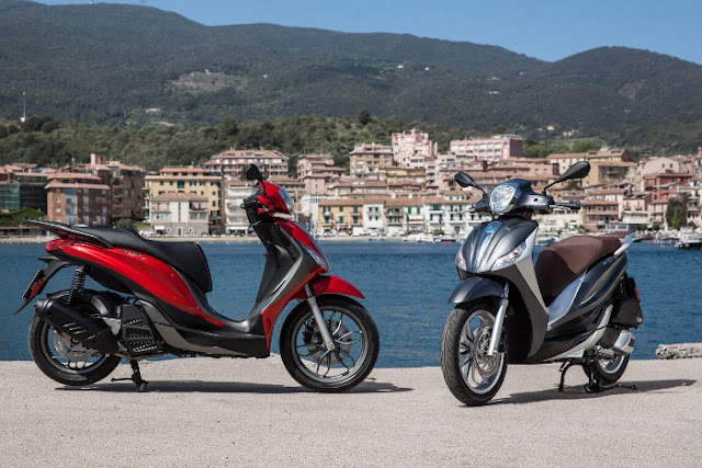 Piaggio Medley 125i ABS: The clever Italian scooter