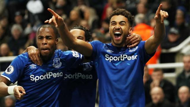 Calvert-lewin Everton Fc