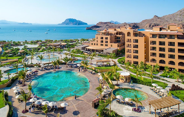 Villa del Palmar Beach Resort & Spa at the Islands of Loreto, one of the Best Golf Resorts in Mexico. Loreto All-Inclusive Hotel Packages available.