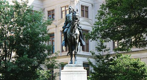 Georgia State Capitol Building Atlanta