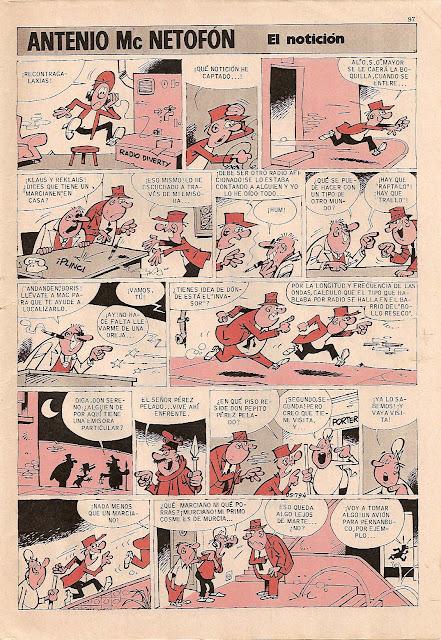 Mortadelo Especial nº 11 (22 de Noviembre de 1976)