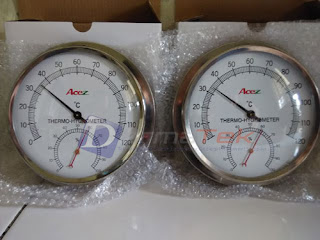 Darmatek Jual AZ HT04 thermohygrometer analog
