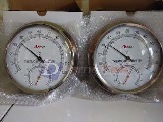 Darmatek Jual AZ HT-04 Analog Thermo-Hygrometer