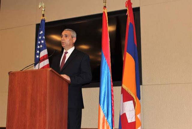 Bakú se queja por delegación de Artsaj en Estados Unidos