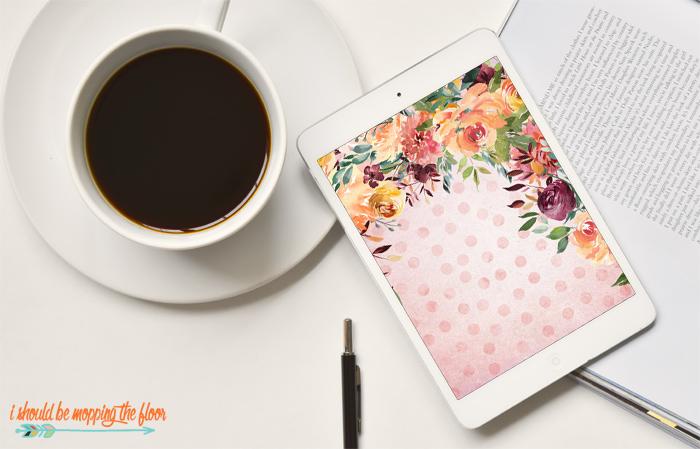 Fall iPad Wallpaper