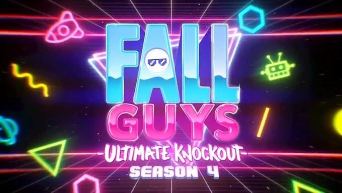 Como funciona o modo Squads no Fall Guys?