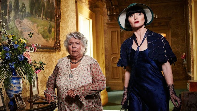 Aunt Prudence Miss Fisher's Murder Mysteries