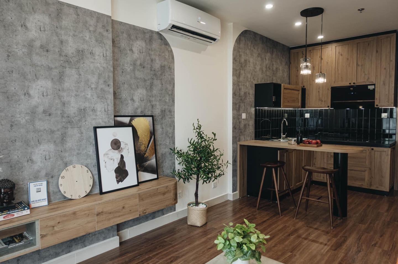 Căn hộ 1PN+1 Vinhomes Smart City