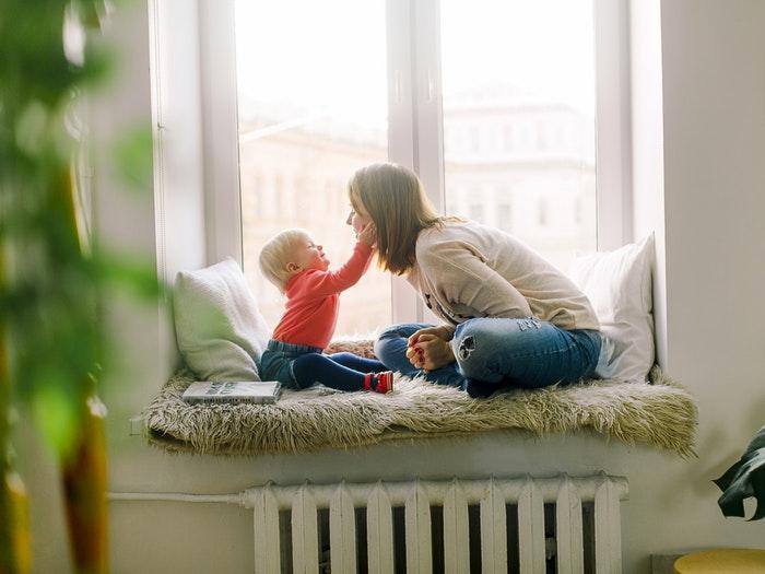 Tidak ada istilah ibu yang salah dalam mendidik anak