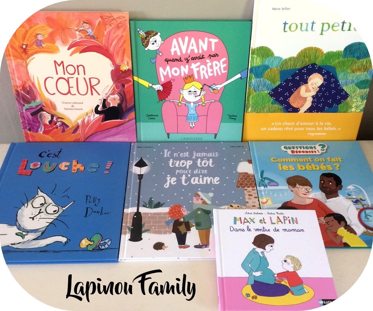 Des Livres Pour Preparer Son Enfant A L Arrivee De Bebe 2