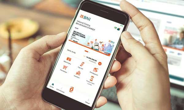 Tidak Ada BNI Syariah Transfer di BNI Mobile Banking